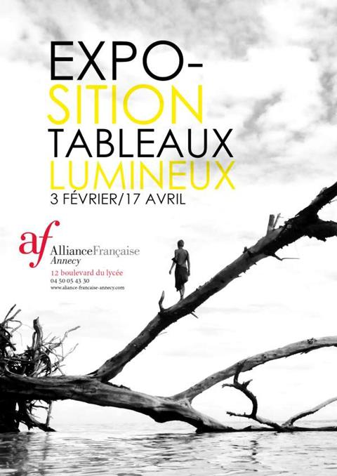 Expo Tableaux lumineux